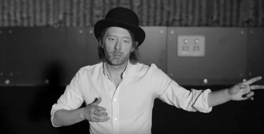 La disparition sur Internet de Radiohead annoncerait la sortie imminente d'un album