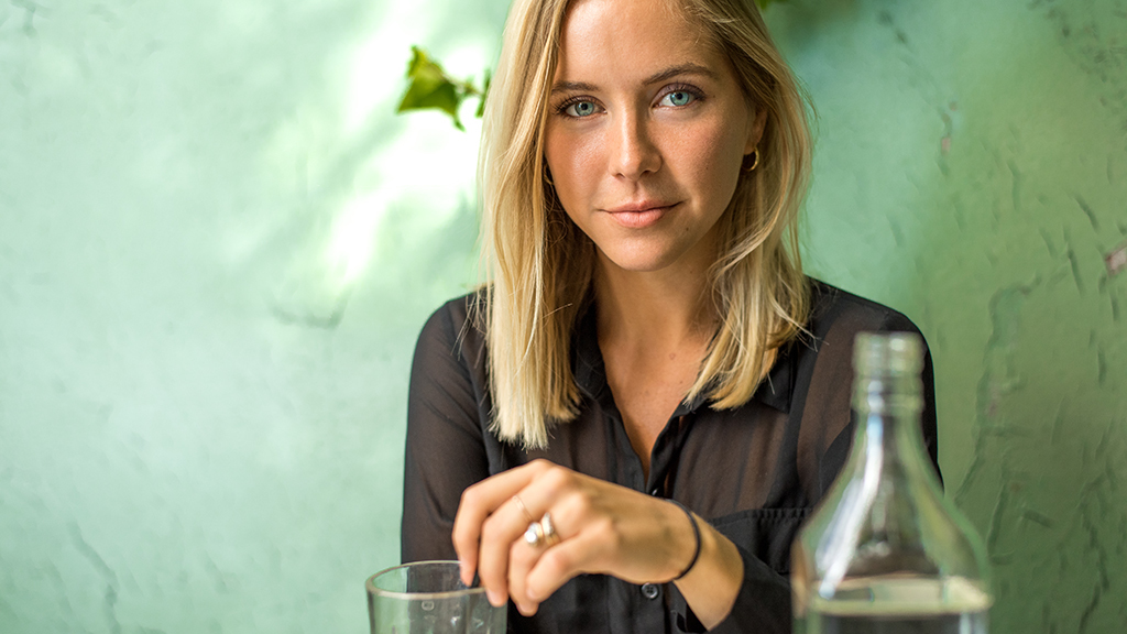Stephanie Danler talks her much-buzzed-about debut novel, Sweetbitter