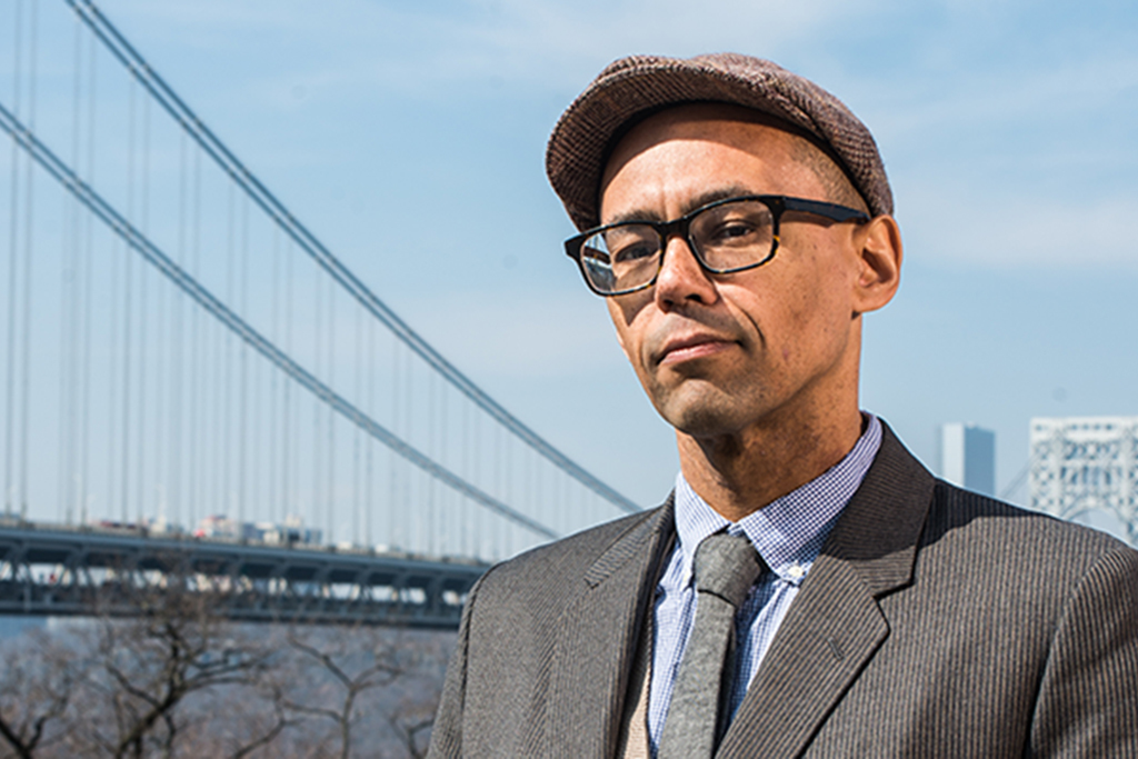 "Author Victor LaValle explains why New York ""can really bring the fear"""