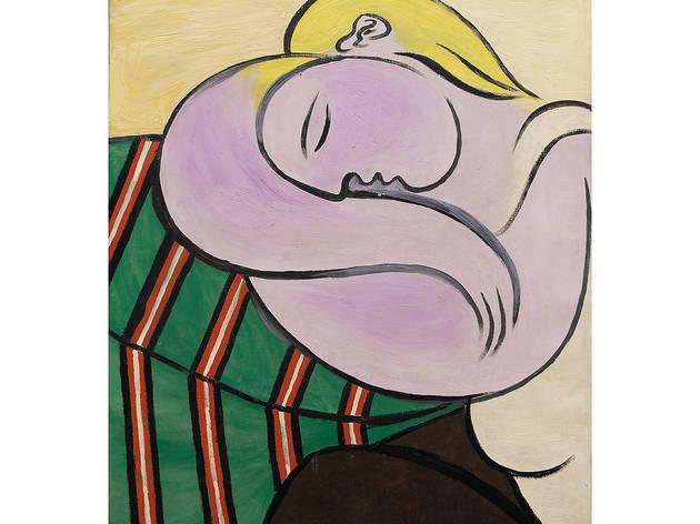 Pablo Picasso, Woman with Yellow Hair (Femme aux cheveux jaunes), Paris, December 1931