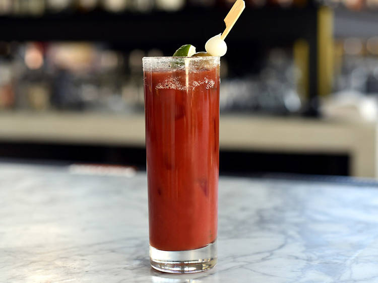 Comment faire un Bloody Mary ?