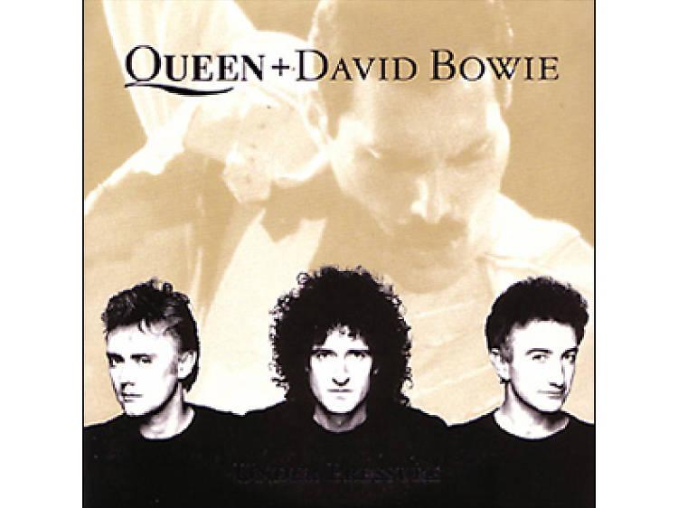 """""""Under Pressure"""" by Queen & David Bowie"""