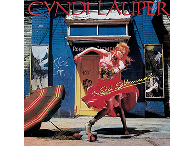 """Girls Just Want to Have Fun"" by Cyndi Lauper"