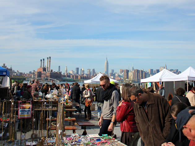 The Brooklyn Flea is moving to DUMBO this summer