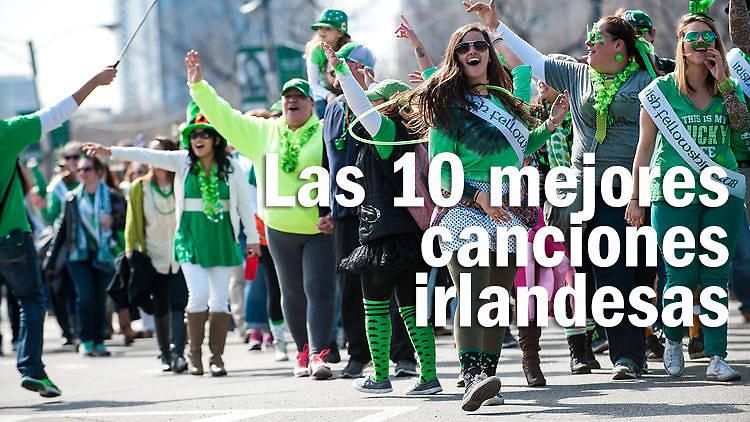 Las 10 mejores canciones irlandesas para celebrar el Día de San Patricio