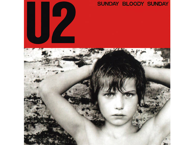 """Sunday Bloody Sunday"" de U2"