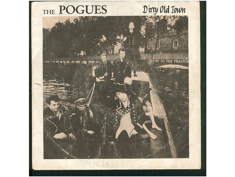 """Dirty Old Town"" de The Pogues"