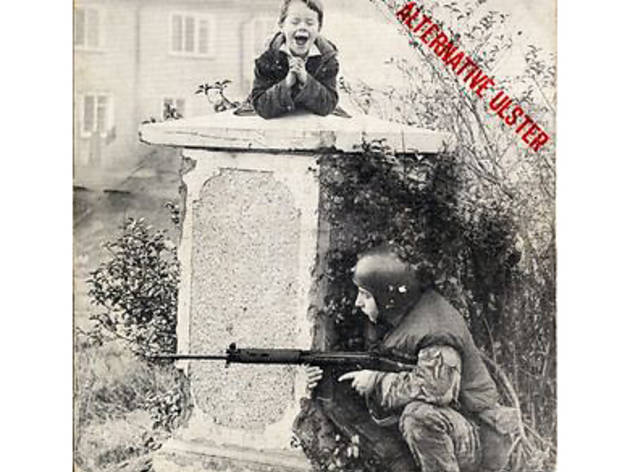 """Alternative Ulster"" de Stiff Little Fingers"