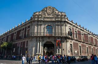 Museo de la Medicina Mexicana (Foto: Alejandra Carbaja)