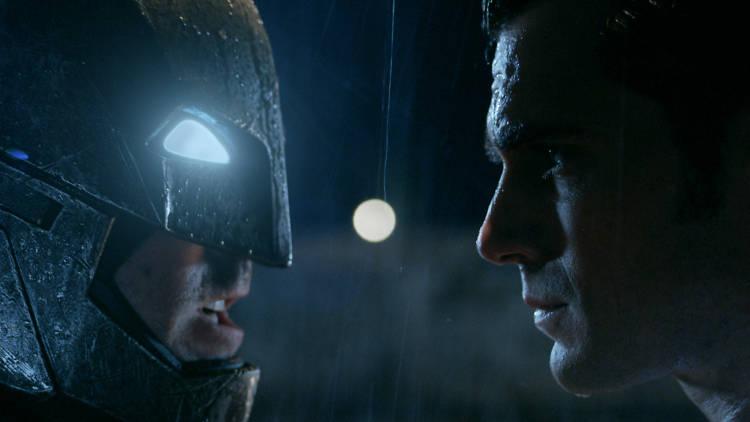 Batman v Superman estreno