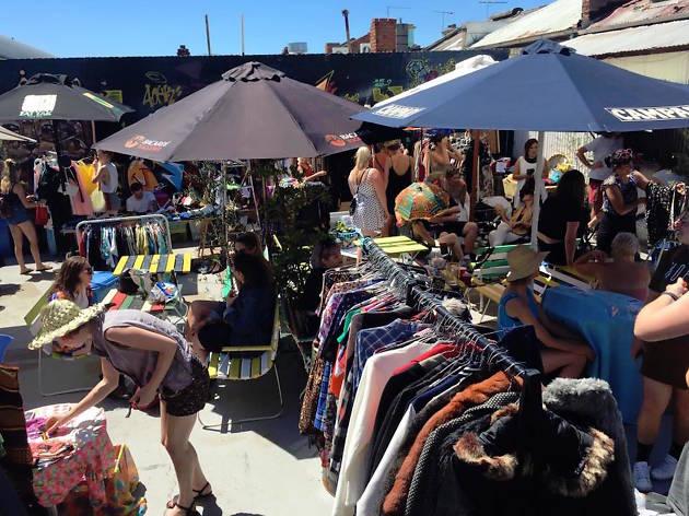 Evelyn Rooftop Market