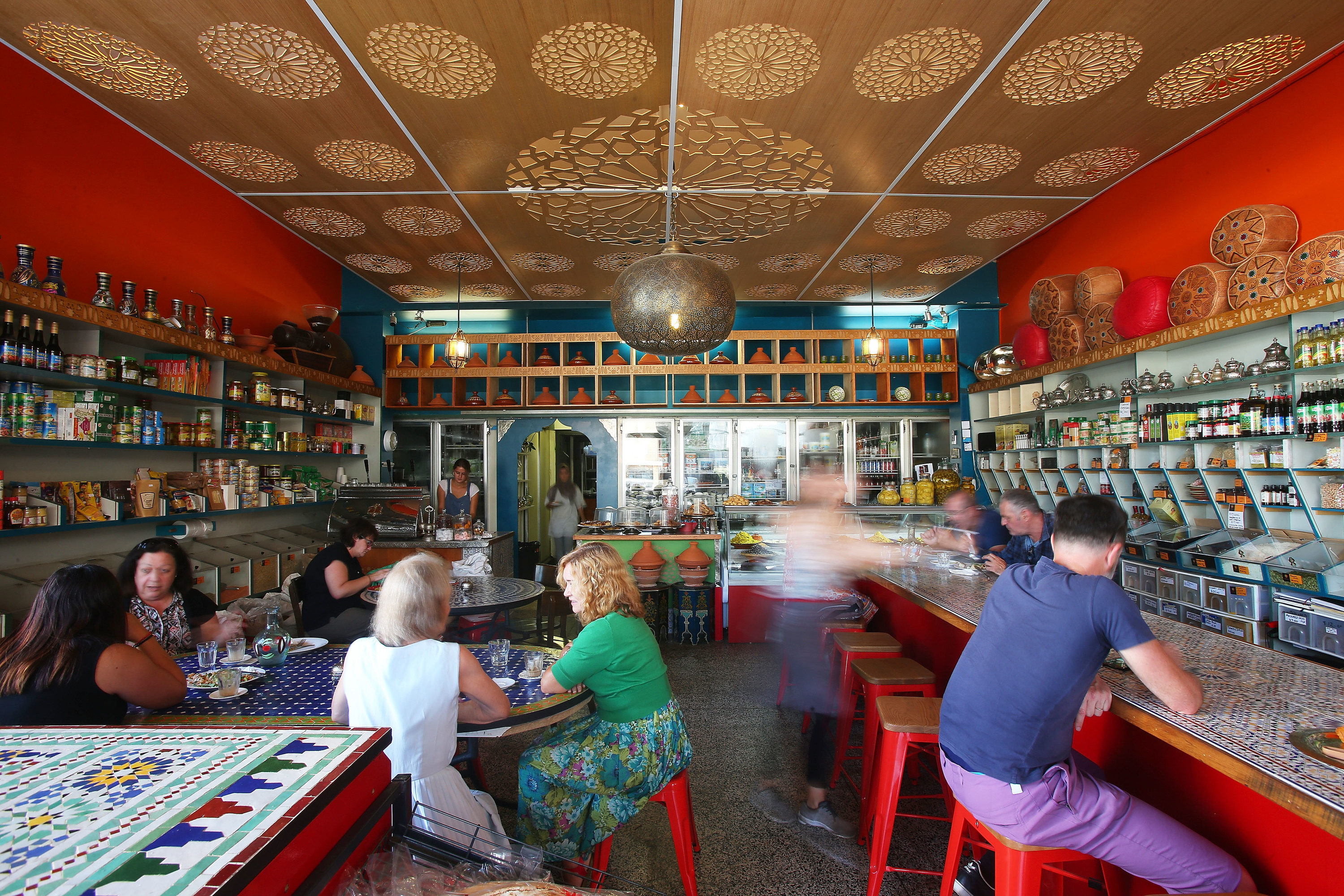 Moroccan Deli-cacy is closing this weekend