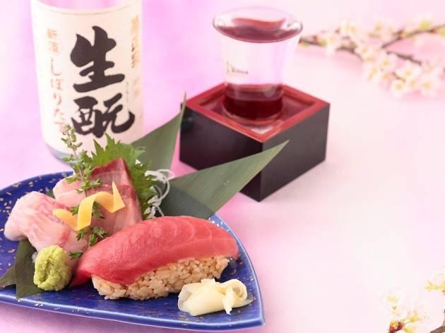 ニホンバシ 桜バル2016