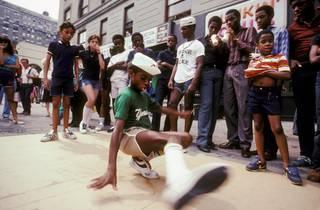 Street Dance (© Martha Cooper)