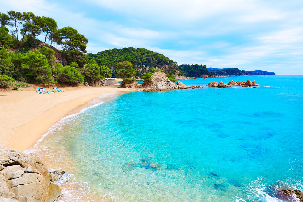 The 13 best beaches on the costa brava for Best beach near la