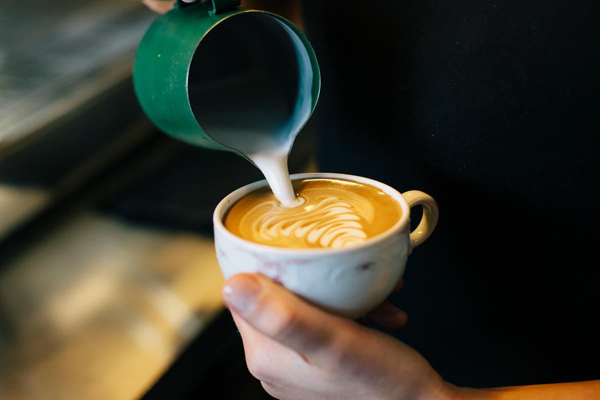 Café Lomi journées du café latte art
