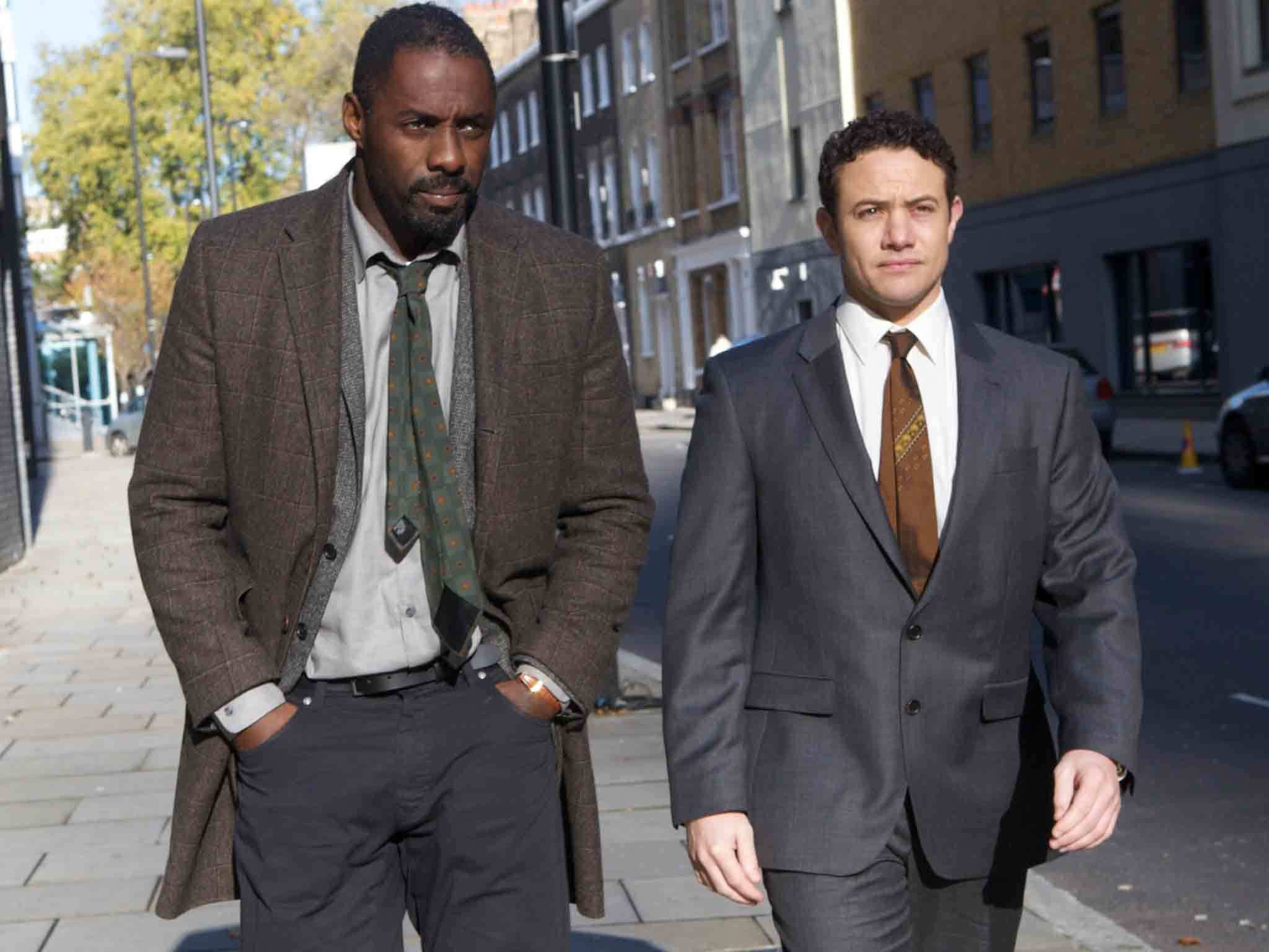 50 best TV series to stream online now - 'Luther'