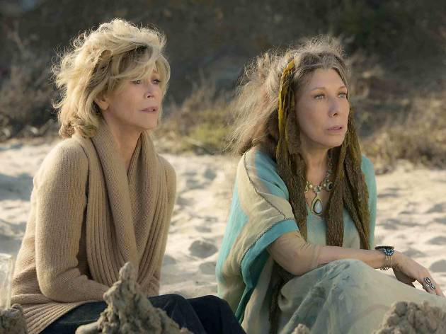 50 best TV series to stream online now - 'Grace & Frankie'