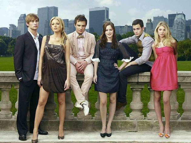 50 best TV series to stream online now - 'Gossip Girl'
