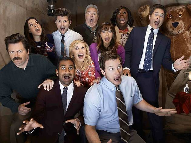 50 best TV series to stream online now - 'Parks & Recreation'