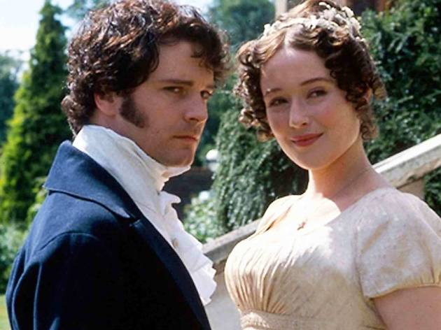 50 best TV series to stream online now - 'Pride & Prejudice'
