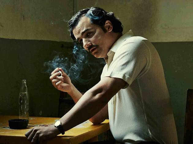 50 best TV series to stream online now - 'Narcos'