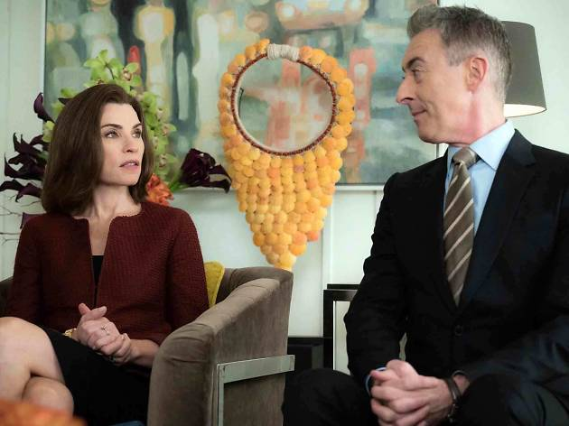 50 best TV series to stream online now - 'The Good Wife'
