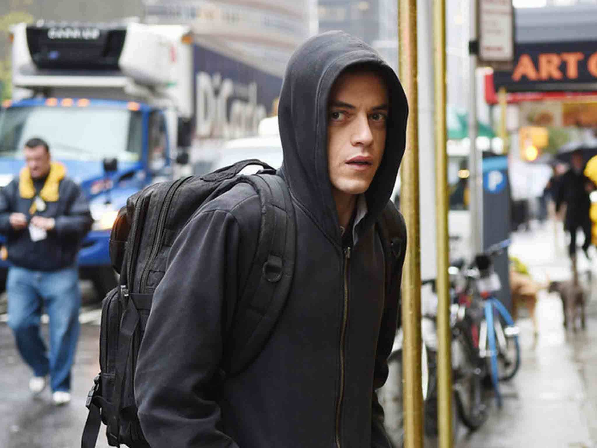 50 best TV series to stream online now - 'Mr Robot'