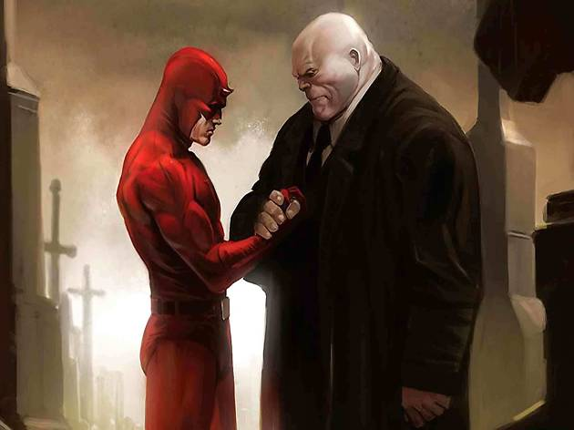 50 best TV series to stream online now - 'Daredevil'