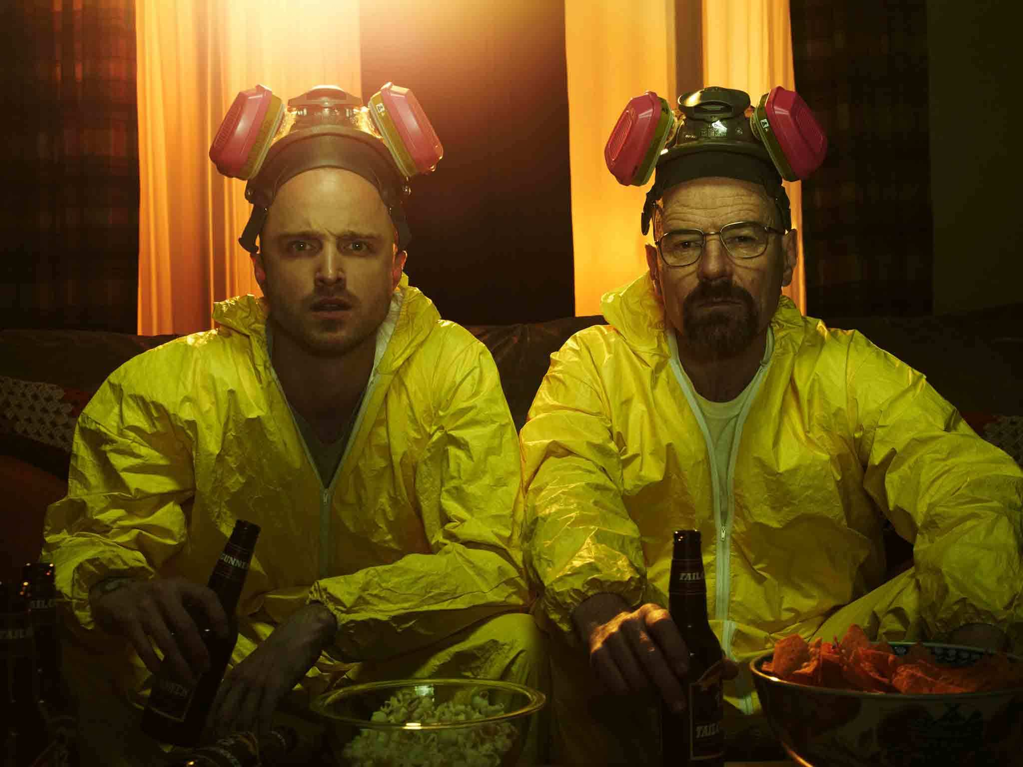 50 best series to stream online now in the UK - watch online shows - 'Breaking Bad'