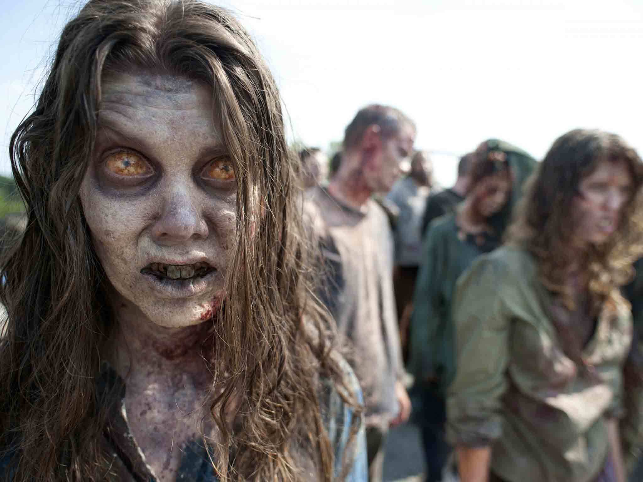 50 best TV series to stream online now - 'The Walking Dead'