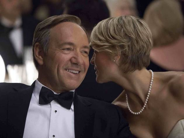 50 best TV series to stream online now - 'House of Cards'