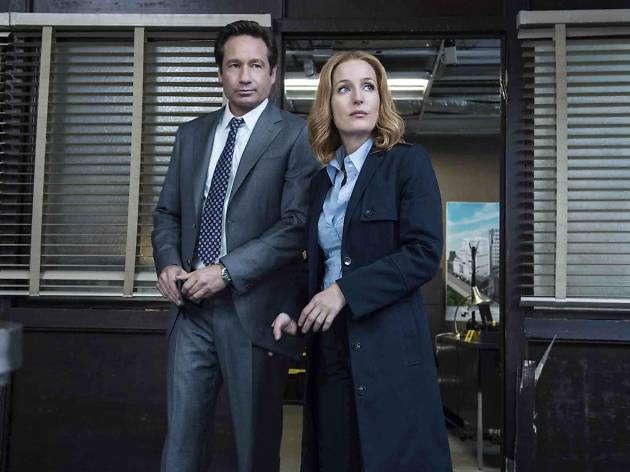 50 best TV series to stream online now - 'X-Files'