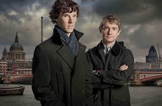 50 best TV series to stream online now - 'Sherlock'
