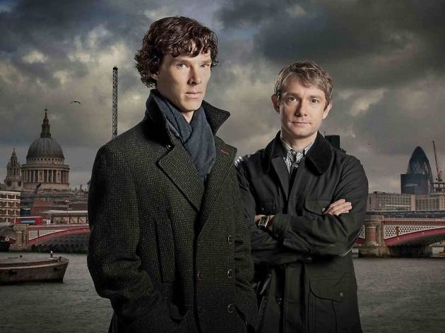 50 best TV series to stream online now - 'Sherlock'