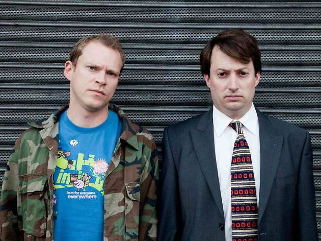 50 best TV series to stream online now - 'Peep Show'