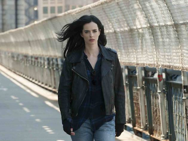 50 best TV series to stream online now - 'Jessica Jones'