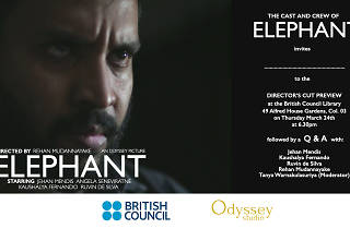 Screening and discussion: Elephant