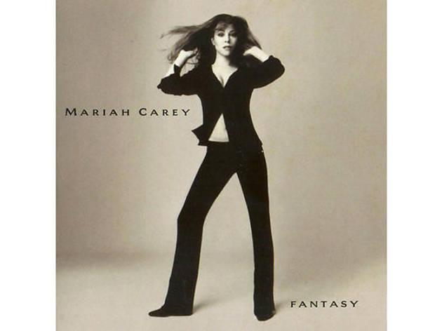 Mariah Carey's 'Fantasy' album cover
