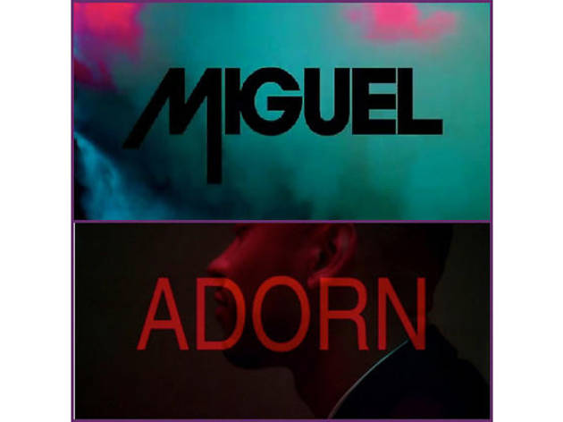 The 20 best R&B songs ever - Miguel - 'Adorn'