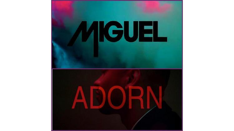 'Adorn' – Miguel