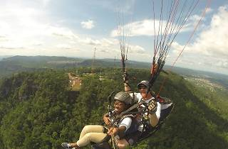 Ghana hang gliding and paragliding festival