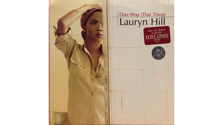 Doo Wop (That Thing) by Lauryn Hill album cover