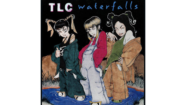 The 20 best R&B songs ever - TLC - 'Waterfalls'