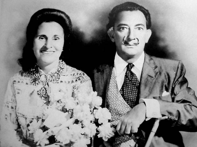Casament de Gala i Dalí