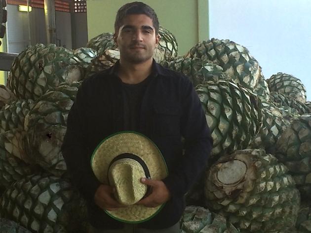 David Migueres, 26 ans, dénicheur de mezcal