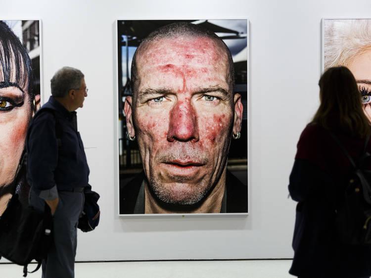 Top 10 art exhibitions