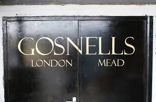 Gosnells mead brewery, Peckham