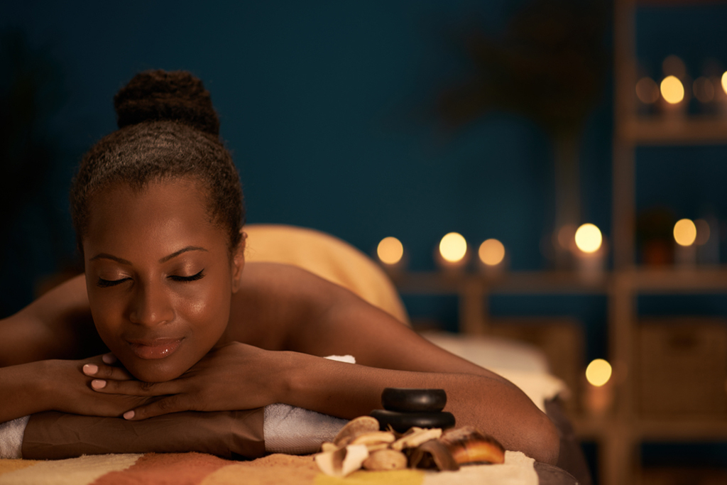 Find the best day spa in NYC
