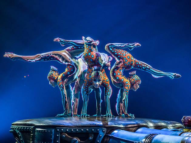 Cirque Du Soleil – KURIOS